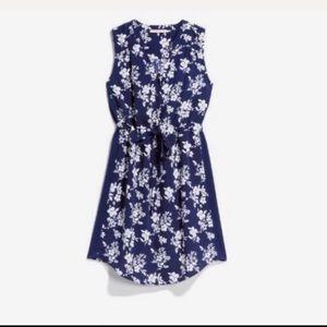 NWT 41 Hawthorn Desiree Shirt Dress Size Small